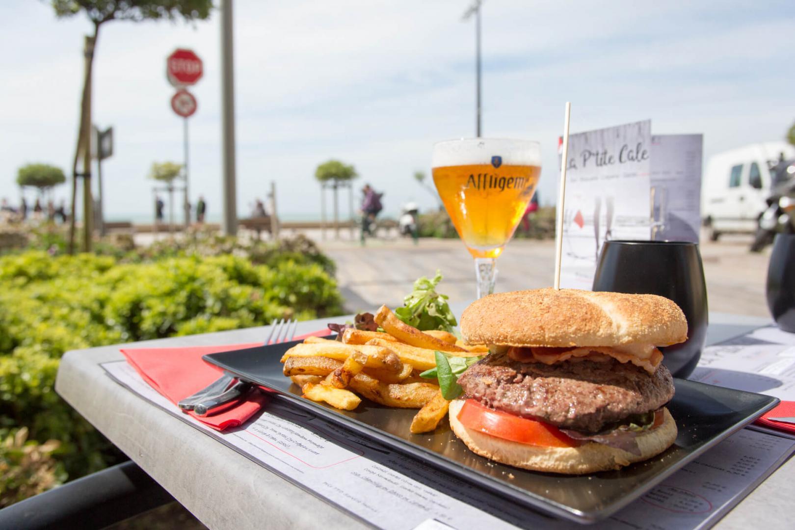 Restaurant burger les sables d'olonne
