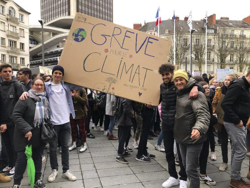 generation ecologie 44, climat, marche climat