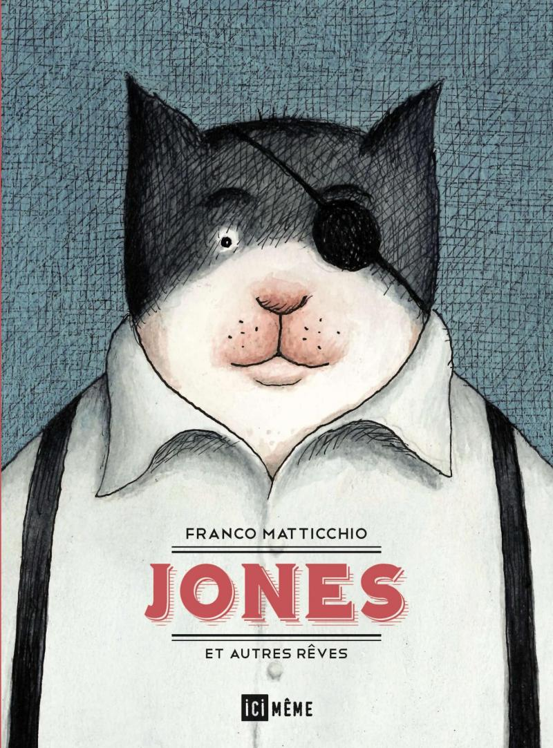 Jones, Matticchio, Ici Même, chat, illustration, New Yorker