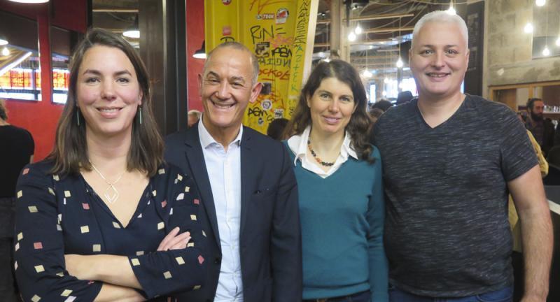génération écologie 44, Nantes, municipales, 2020, Nantes Ensemble