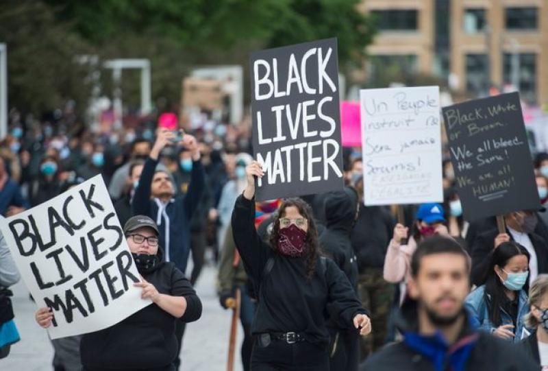 génération écologie 44, Georges Flyod, contre le racisme, rassemblements